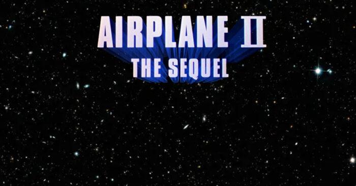 airplane! II